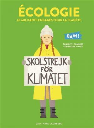 Ecologie - Gallimard - 9782075130158 -