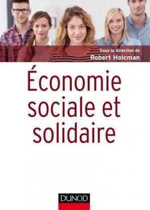 Économie sociale et solidaire - dunod - 9782100721214 -