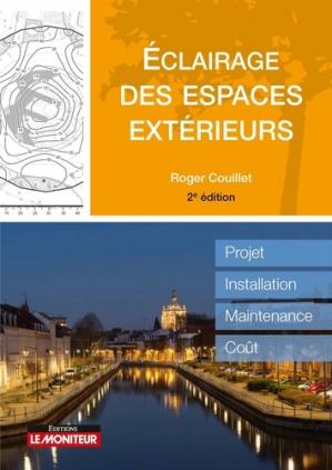 Éclairage des espaces publics - le moniteur - 9782281143058