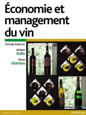 Economie et management du vin - pearson - 9782326000339 -