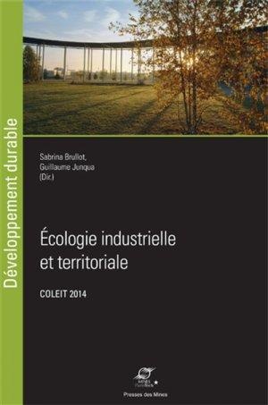 Ecologie industrielle et territoriale - presses des mines - 9782356714695 -