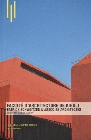 Ecole de Kigali - Archibooks - 9782357334915 -