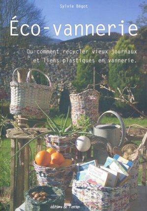 Éco - Vannerie - de terran - 9782359810349 -