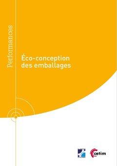 Eco-conception des emballages - cetim - 9782368940945 -