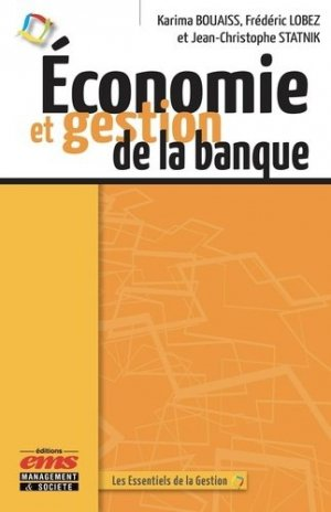 Economie et gestion de la banque - ems - 9782376872948 -