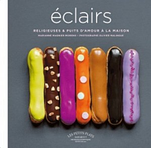 Eclairs & co - Marabout - 9782501075268 -