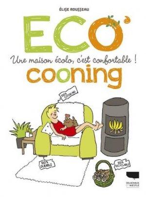 Ecocooning - Delachaux et Niestlé - 9782603025963 -