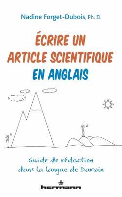 Écrire un article scientifique en anglais - hermann - 9782705673758 -
