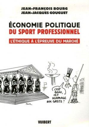 Economie politique du sport professionnel - Vuibert - 9782711771325 -