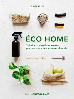 ÉCO HOME - Ouest-France - 9782737381522 -