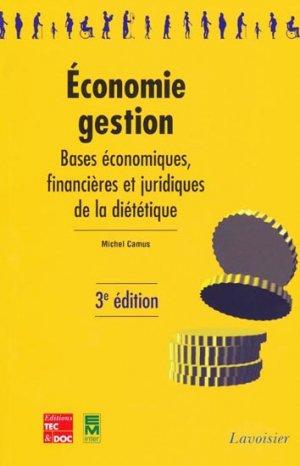 Économie gestion - tec et doc / em inter / lavoisier - 9782743011710 -