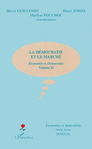 Economie et démocratie - l'harmattan - 9782747556415 -