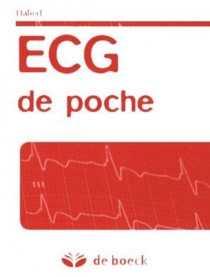 ECG de poche - de boeck superieur - 9782804107895 - livre ecn 2021, livre ECNi 2022, collège pneumologie, ecn pilly, mikbook, majbook, unithèque ecn, college des enseignants, livre ecn sortie