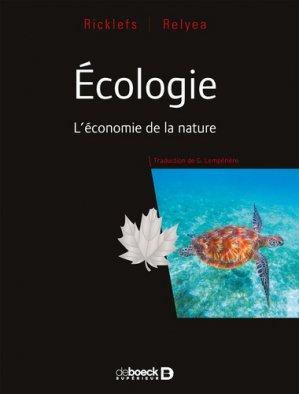 Ecologie - de boeck - 9782807314191 -