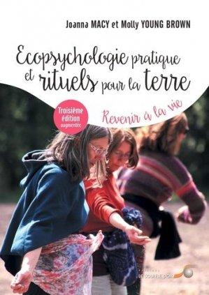 Ecopsychologie pratique et rituels pour la terre - Le Souffle d'Or - 9782840587194 -
