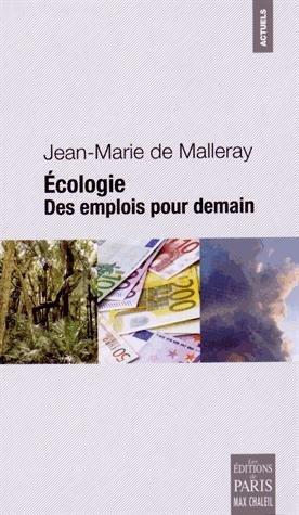 Écologie - de paris - 9782846212113 -