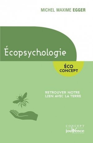 Ecopsychologie - jouvence - 9782889118052 -