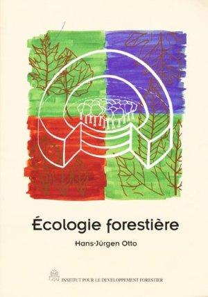 Écologie forestière - institut pour le developpement forestier - 9782904740657 -