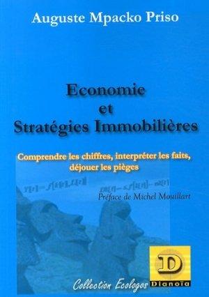Economie et stratégies immobilières - Dianoia - 9782913126954 -