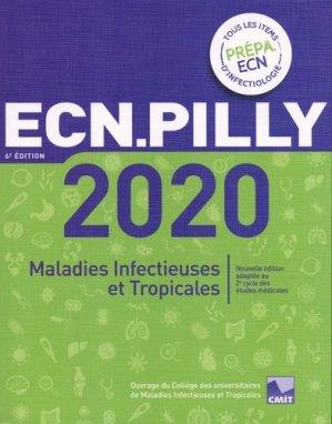 ECN PILLY 2020 - cmit alinea plus - 9782916641690 - Pilli ecn, ecn pilly 2021, pilly ecn 2022, pilly ecn feuilleter, ecn pilli consulter, ecn pilly 6ème édition, pilly ecn 7ème édition, livre ecn