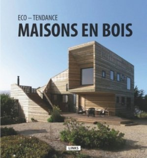 Eco-tendance : maisons en bois - links - 9788490540565 -