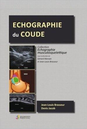 Échographie du coude - sauramps médical - 9791030302653 -