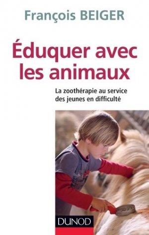 Eduquer avec les animaux-dunod-9782100704446