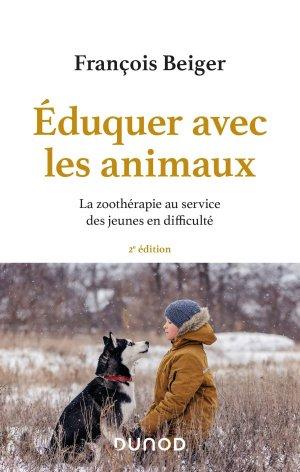 Eduquer avec les animaux - dunod - 9782100794706 -
