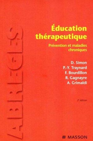 Éducation thérapeutique - elsevier / masson - 9782294704673 -