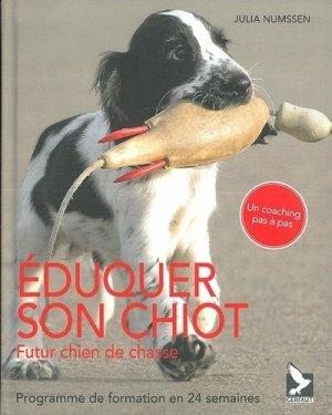 Eduquer son chiot - gerfaut - 9782351911679 -