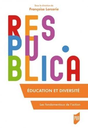 Education et diversité - presses universitaires de rennes - 9782753579965 -