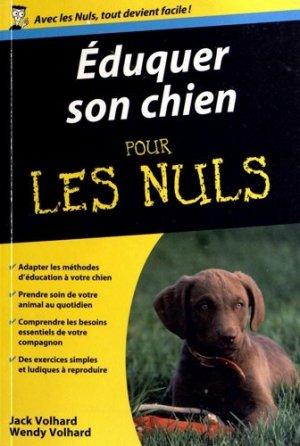 Eduquer son chien pour les nuls - first editions - 9782754041164 -