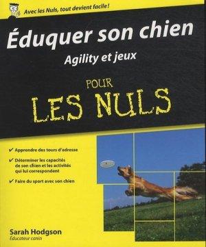 Éduquer son chien pour les nuls - first editions - 9782754053815 -