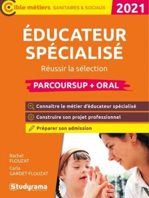 Educateur spécialisé - Studyrama - 9782759045259 -