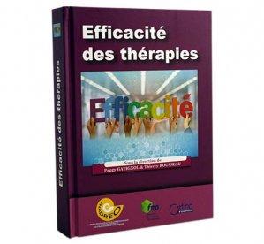 Efficacités des thérapies (Actes 2017) - ortho  - 2225136042405 -