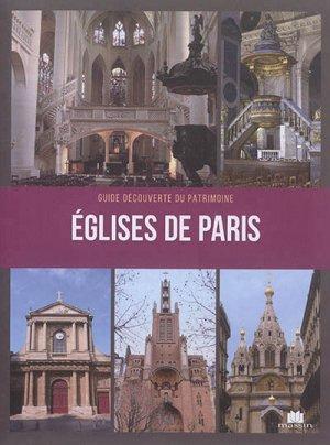 Eglises de Paris - massin - 9782707210326 -
