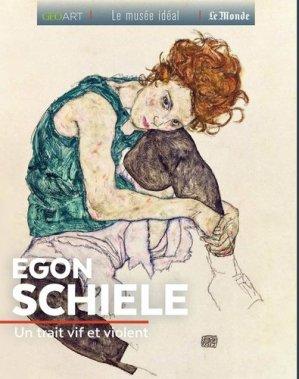 Egon Schiele - prisma - 9782810428649 -