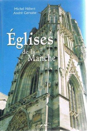 Eglises de la Manche - corlet - 9782847061765 -