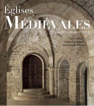 Églises Médiévales des Alpes-Maritimes - snoeck - gent editions - 9789461617491 -