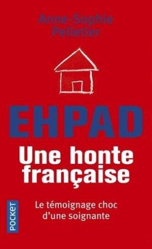 EHPAD, une honte française - pocket - 9782266299695 -