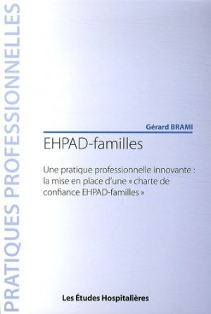 EHPAD - familles - les etudes hospitalieres - 9782848745404 -