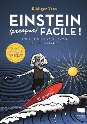 Einstein (presque) facile ! - delachaux et niestlé - 9782603026434 -