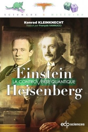 Einstein et Heisenberg - edp sciences - 9782759823819 -