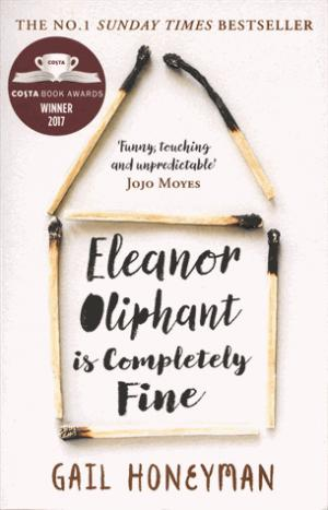 Eleanor Oliphant is Completely Fine - harpercollins - 9780008172145 -