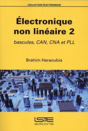 Électronique non linéaire 2 - iste - 9781784056315 -
