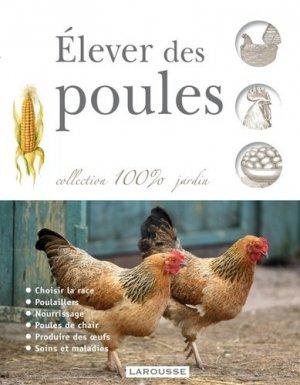 Élever des poules - larousse - 9782035856944 -