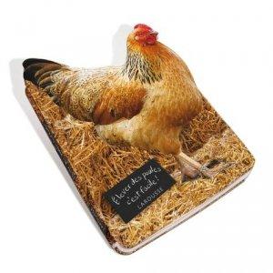 Elever des poules, c'est facile ! - larousse - 9782035898548 -