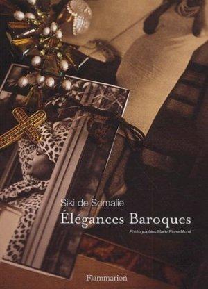 Elégances Baroques - Flammarion - 9782080111791 -