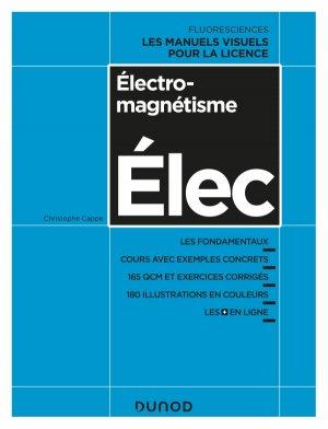 Electro-magnétisme - dunod - 9782100780846 -