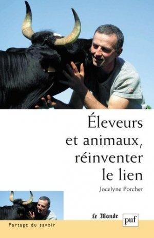 Eleveurs et animaux, réinventer le lien - puf - presses universitaires de france - 9782130532149 -